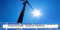 Energy Renewable- Hydroponic Greenhouse ITC Ltd
