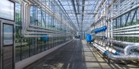 Irrigation and Fertigation Systrem -Hydroponic Greenhouse ITC Ltd