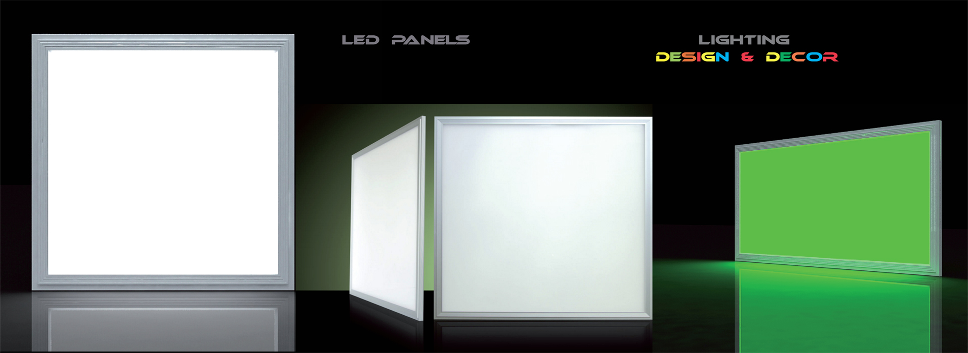 SLIDE LED PANELS DEF. 10.01