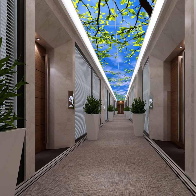 Pannelli Luminosi A Led Con Immagini Decorative