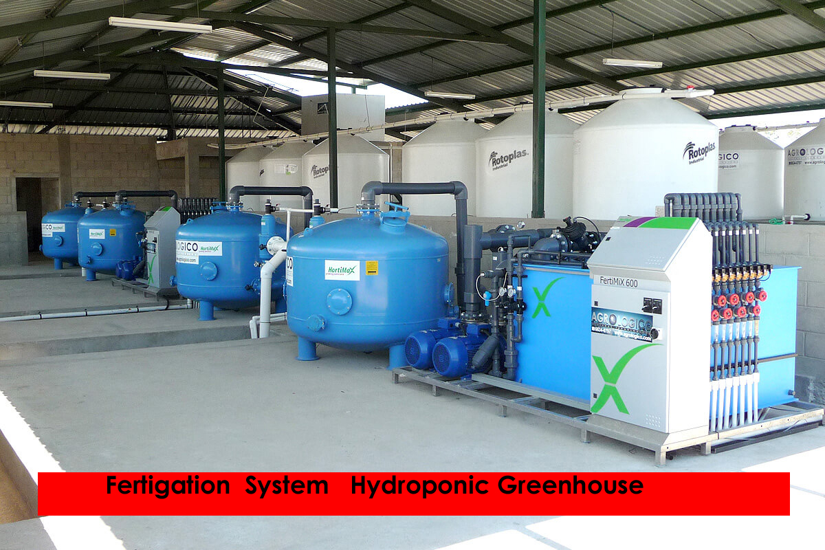 Hydroponic Greenhouse Itc Ltd