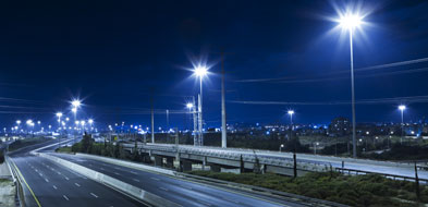 street led lights pic